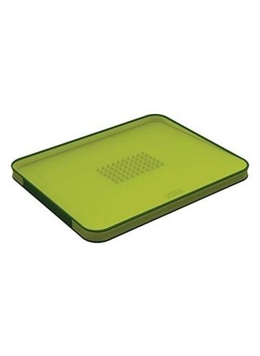 Joseph Joseph 60011 Çok Fonksyonlu Doğrama Tahtası Seti Küçük Boy Yeşil Renkli